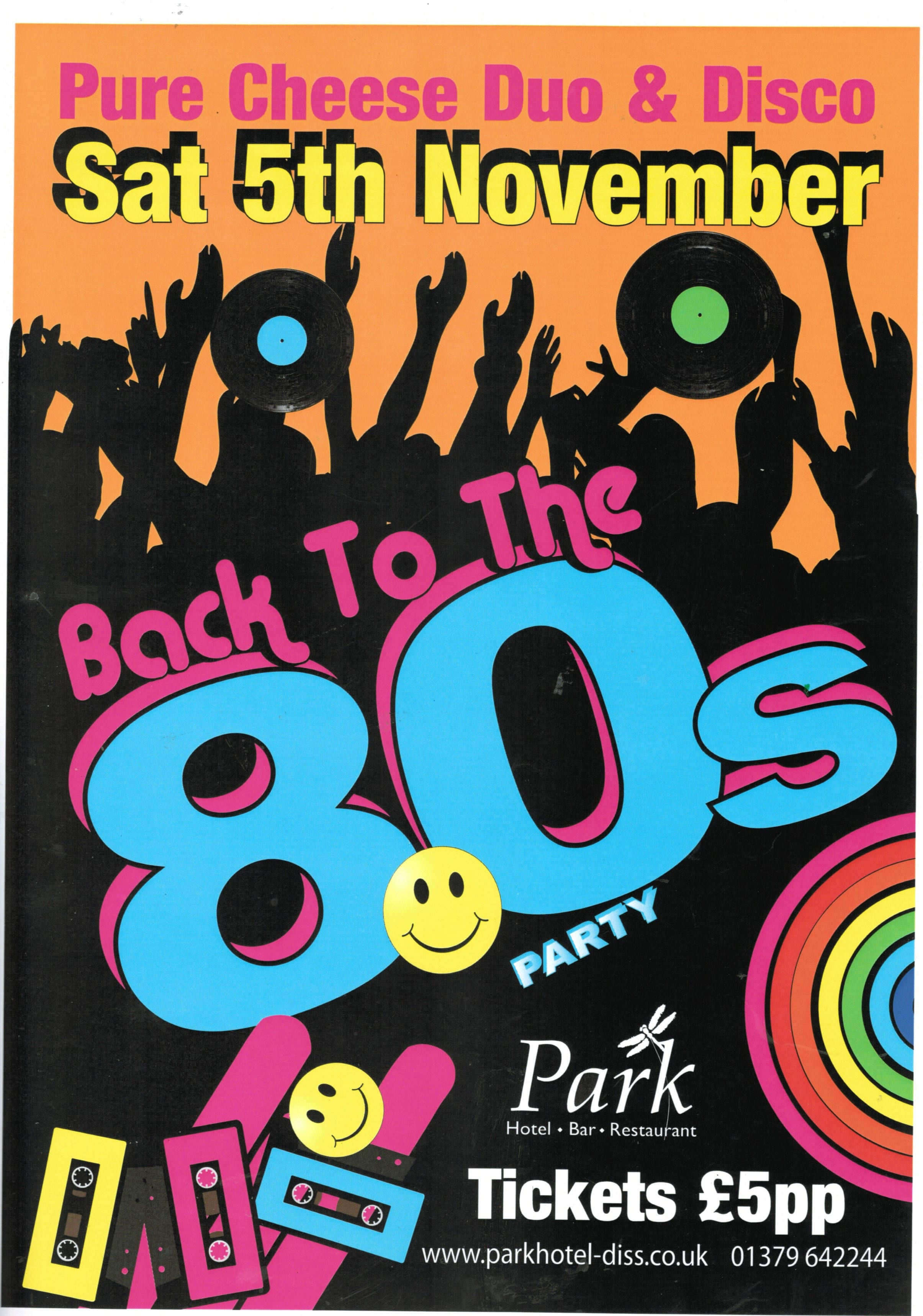 The 80s Fashion Trends That Are Back Today: Back To The 80's Party Night
